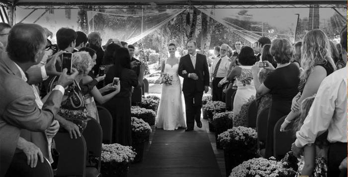 Casamento: Daiane e Maurício