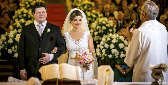 Casamento: Natália e Jorge