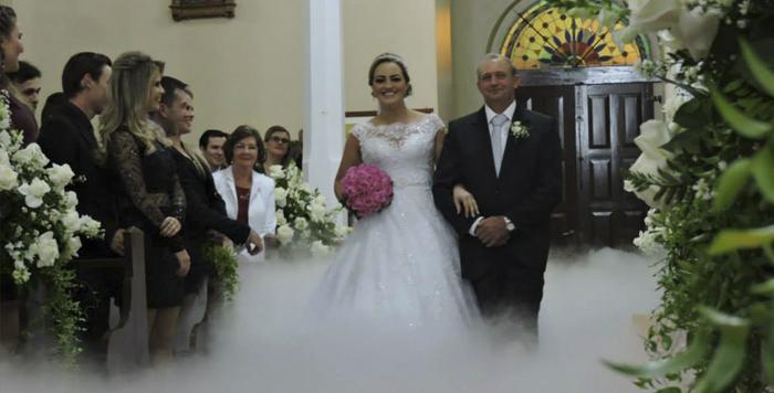 Casamento: Suzan e Fabrício